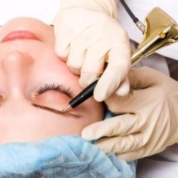 טיפול איפור קבוע